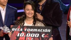Gana rocío de 14 años, la ganadora de 'La Voz Kids 3'