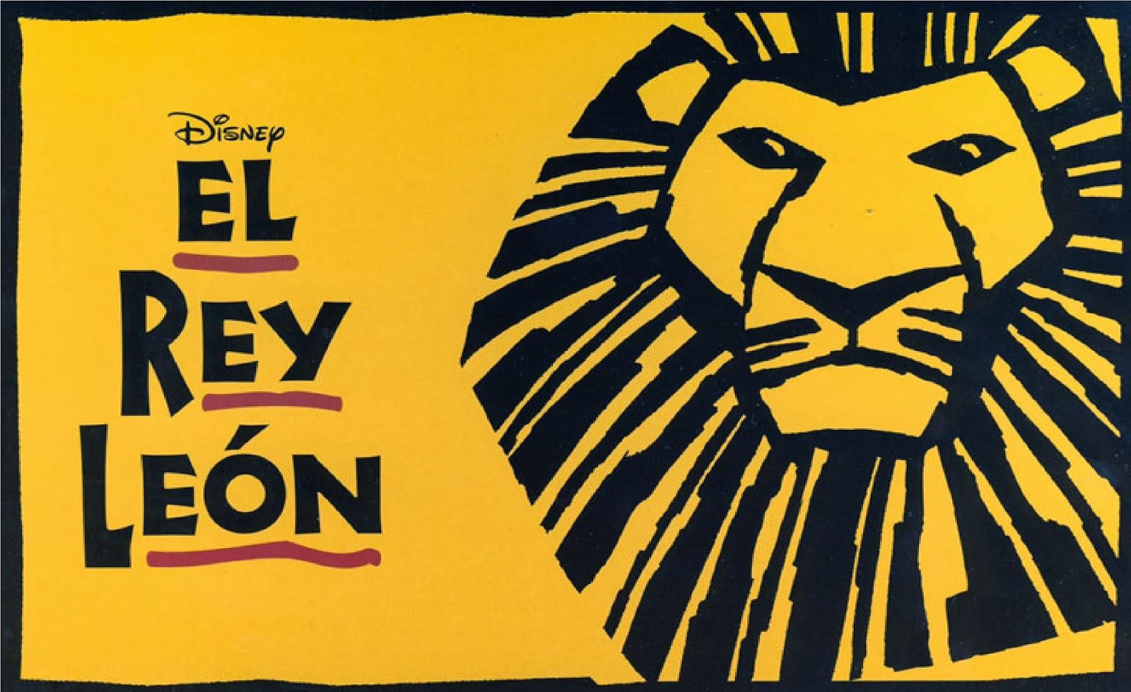 El Musical de El Rey Léon