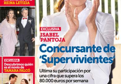Isabel Pantoja irá a Supervivientes