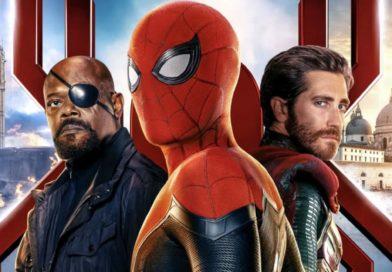 Spider-Man: lejos de casa la nueva película en cines