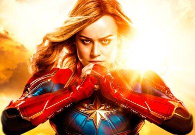 Capitana Marvel, superheroína