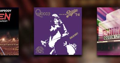 queen 25 años sin Freddy Mercury