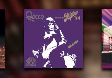 Grupo Queen: 25 años sin Freddie Mercury