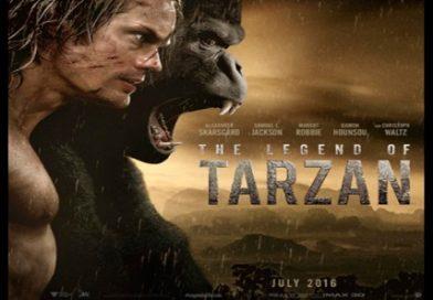 Película la leyenda de Tarzán