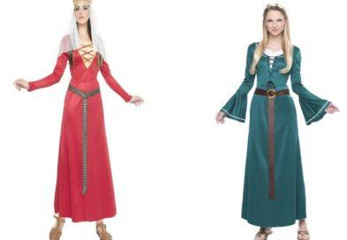 Una Boda Medieval con Disfraces Infantiles